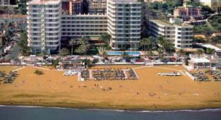 Hotel Apartamentos Bajondillo - Strand