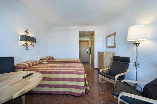 Hotel Apartamentos Bajondillo - Zimmer