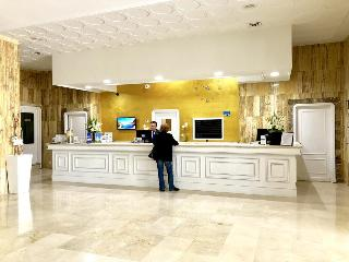Tulip Inn Andorra Delfos Hotel - Diele