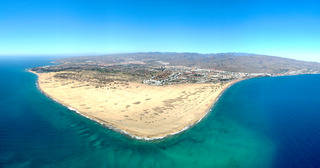Seaside Sandy Beach - Strand