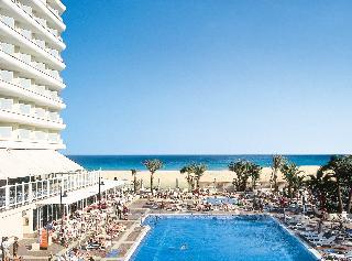 Riu Oliva Beach - Terrasse
