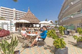 Suitehotel Playa del Inglés - Terrasse