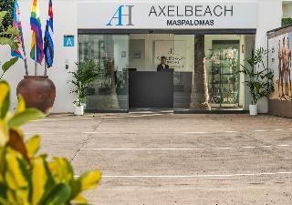 AxelBeach Maspalomas Apart&Lounge Club - Diele