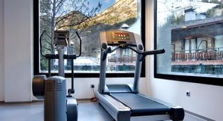 Rutllan Xalet de Muntanya - Sport