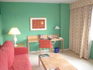 Apartamentos Jardines…, Pintor Velazquez,s/n