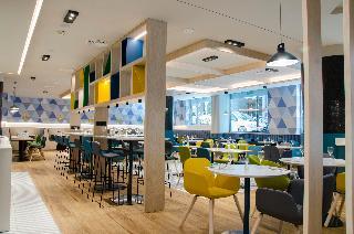 Holiday Inn Andorra - Restaurant