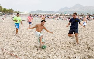 JS Sol de Alcudia - Strand