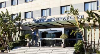 AC Sevilla Forum, Calle Luis Fuentes Bejarano,45