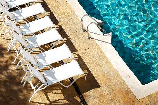Hotel Panoramic Alcudia - Terrasse