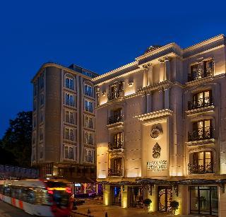 Romance Istanbul Hotel, Hudavendigar Cad. No:5 -…