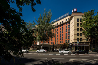 Leonardo Hotel Madrid…, Calle De Alberto Aguilera,18