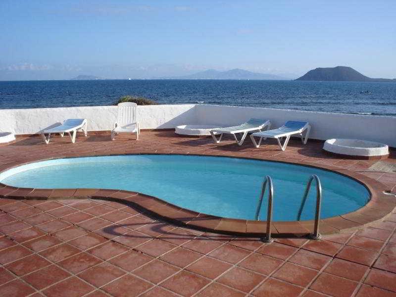 Villa los Remos - Pool