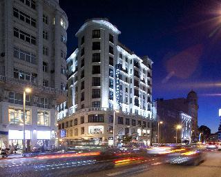 Regente, Calle Mesonero Romanos,9