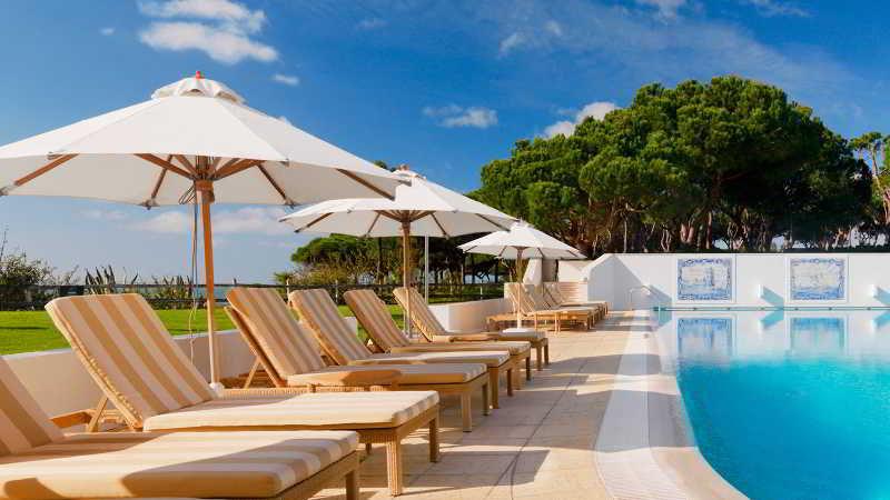 5 Sterne Hotel Pine Cliffs Hotel A Luxury Collection Resort In
