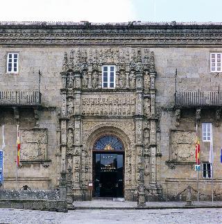 Parador de Santiago…, Praza Do Obradoiro,1