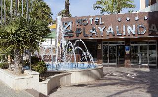 Playalinda, Av. De Playa Serena,