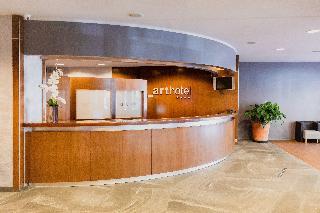 Acta Art hotel - Diele