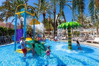 Hotel Riu Papayas - Pool