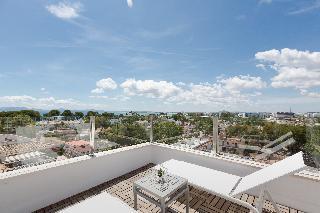 Apartamentos Ferrer Tamarindos - Terrasse