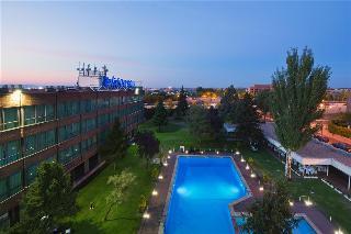 Melia Barajas, Madrid