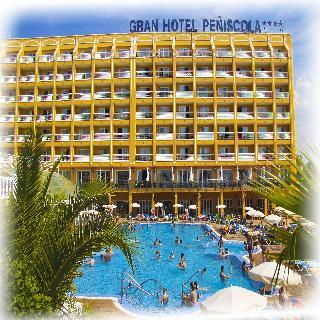 Gran Hotel Peñiscola, Avinguda Del Papa Luna,132-136