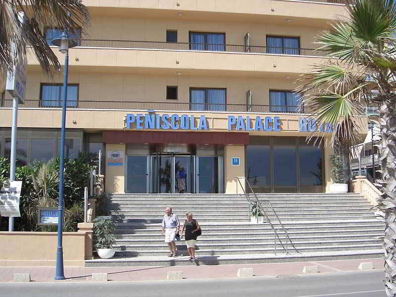 Peñiscola Palace, Avenida Papa Luna,34