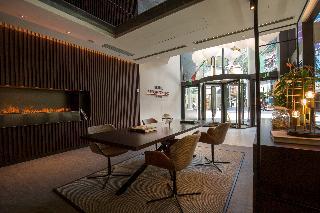 Centric Atiram Hotel - Diele