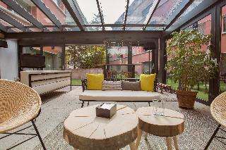 Centric Atiram Hotel - Terrasse