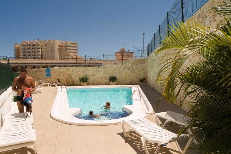 Tagoror Beach Apartments - Pool