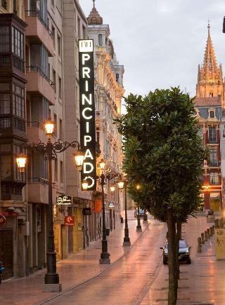 NH Oviedo Principado, Calle San Francisco,6