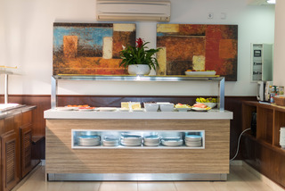 Apartamentos Siesta I - Restaurant