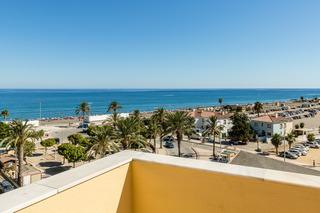 BQ Andalucía Beach Hotel 4 Map - Vélez-Málaga, Spain ...
