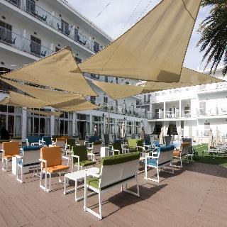 Eix Alcudia Hotel - Terrasse