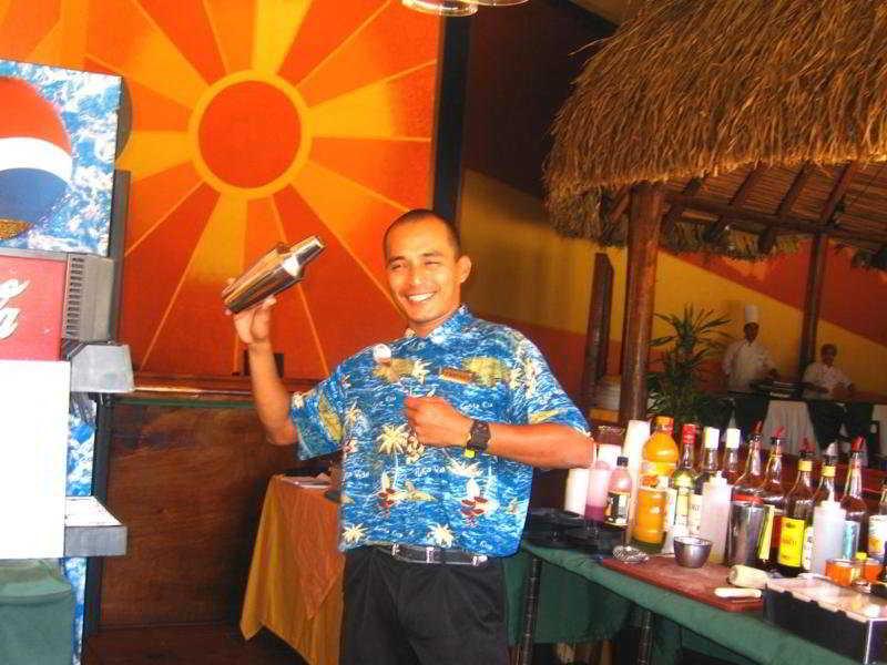 Sol Papagayo Resort - Bar