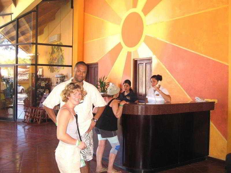 Sol Papagayo Resort - Diele