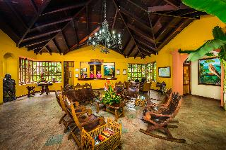 Borinquen Mountain Resort & Spa - Diele