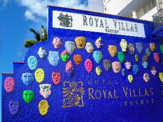 Royal Villas Resort, Camaron Sabalo,500