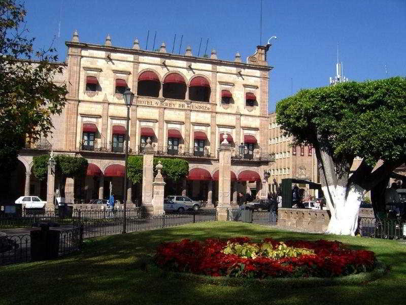 Virrey de Mendoza, Av. Madero Pte. Col.centro,310
