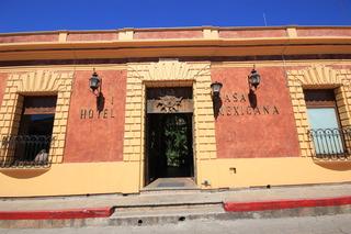 Casa Mexicana, 28 De Agosto,1