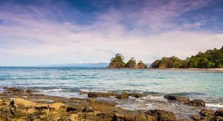 Punta Leona - Strand
