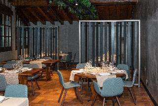 Anyos Park Apartamentos - Restaurant