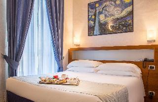 Best Western Hotel Plaza, Piazza Principe Umberto I,23