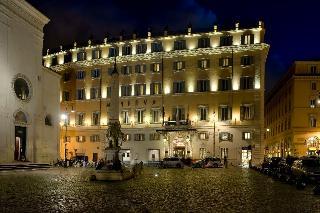 Grand Hotel De La Minerve, Piazza Della Minerva,69