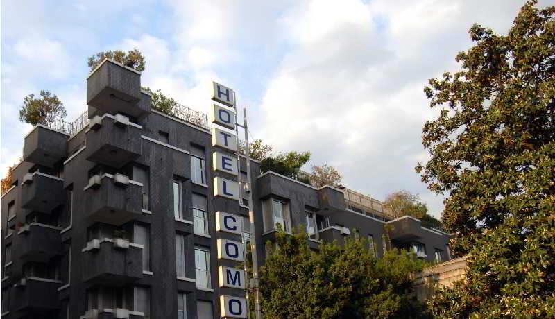 Hotel Como, Via Mentana,28