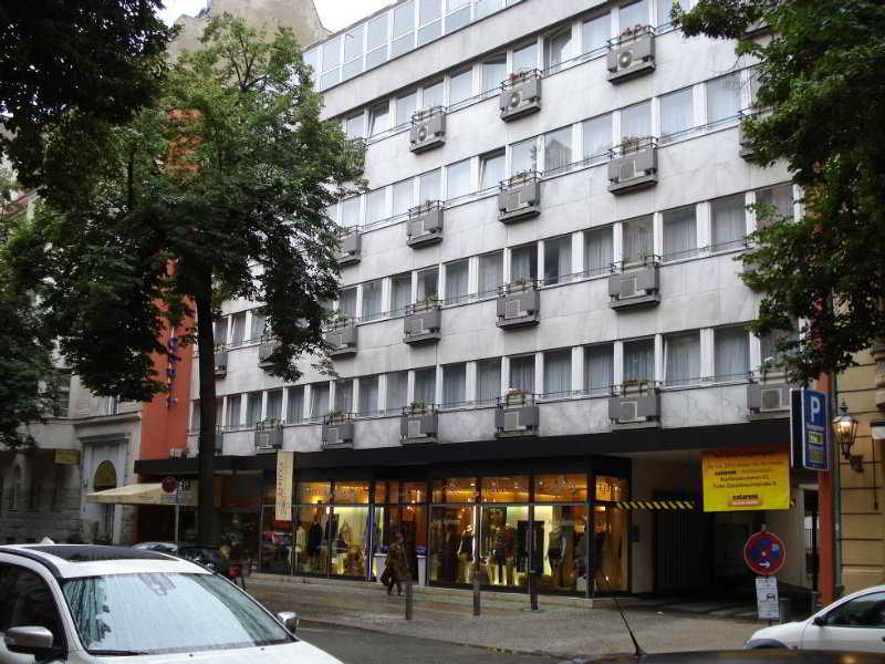 Best Western Hotel Berlin - Kurfürstendamm