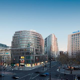 Swissotel Berlin, Augsburgerstrasse 44,44