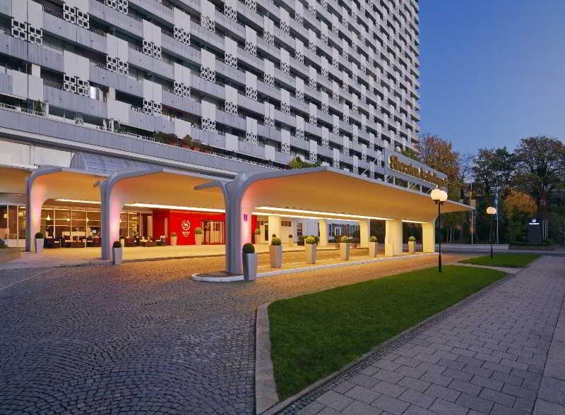 Sheraton Munich Arabellapark