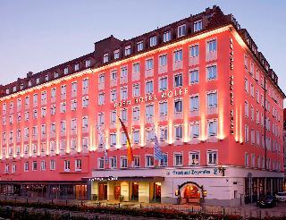 Eden Hotel Wolff, Arnulfstrasse 4,4