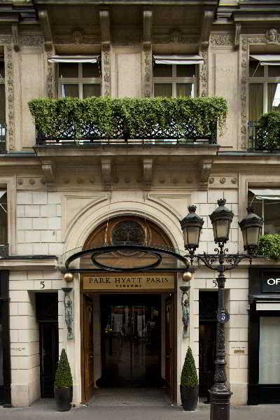 Park Hyatt Paris - Vendome