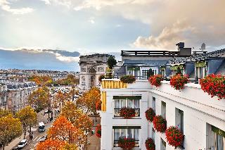 Hôtel Napoléon Paris, Avenue De Friedland,40